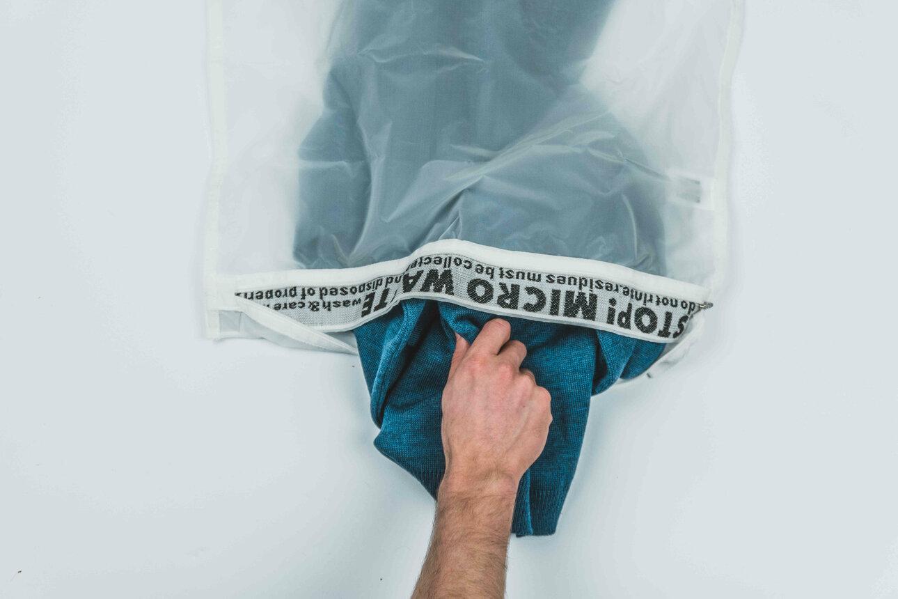 Guppyfriend – Waschbeutel gegen Mikroplastik