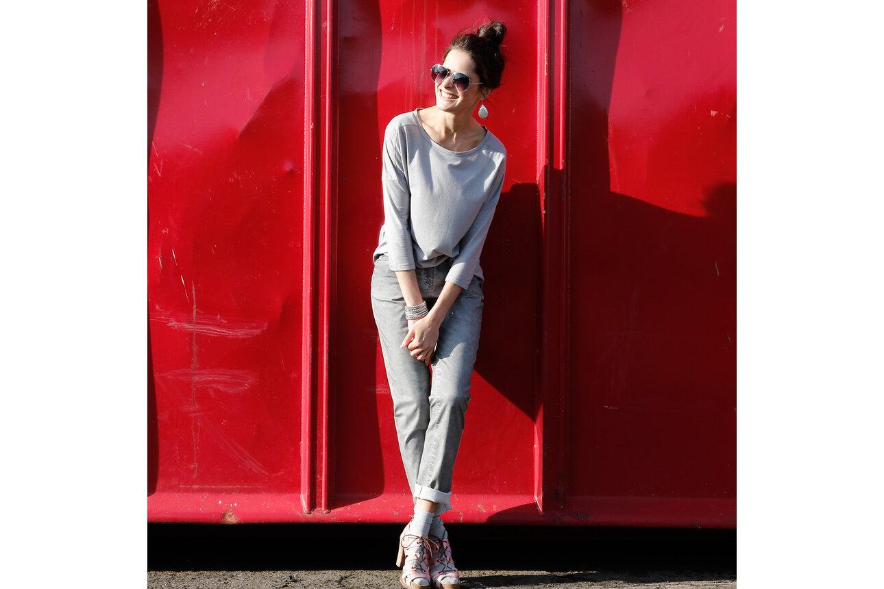 Ökofaire Mode von enna Style. Foto: Copyright TRIAZ GmbH