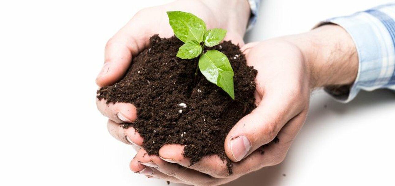 Ein Stück Bio-Boden verschenken mit der BioBoden Genossenschaft. Copyright: fotofabrika - www.fotolia.de