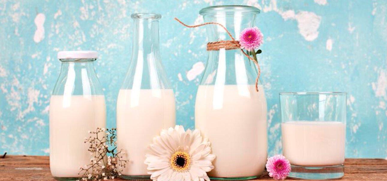 Bio-Milch enthält wertvolle Nährstoffe