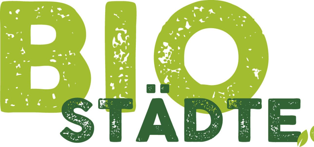 Ein klares Zeichen für mehr Bio. Foto: www.biostaedte.de