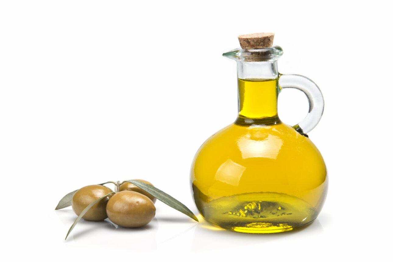 Pflanzenöl enthält wertvolle ungesättigte Fettsäuren