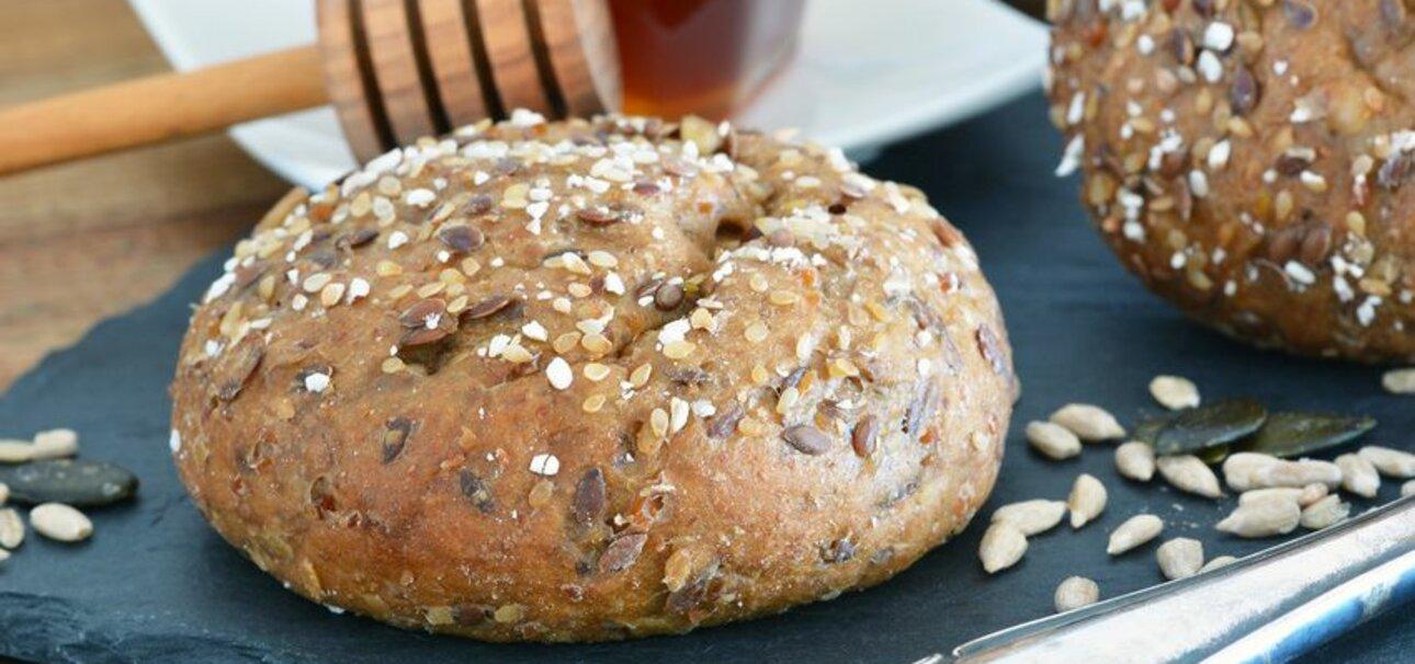 Eine lange Teigruhe macht Brot bekömmlicher, Foto: fotolia