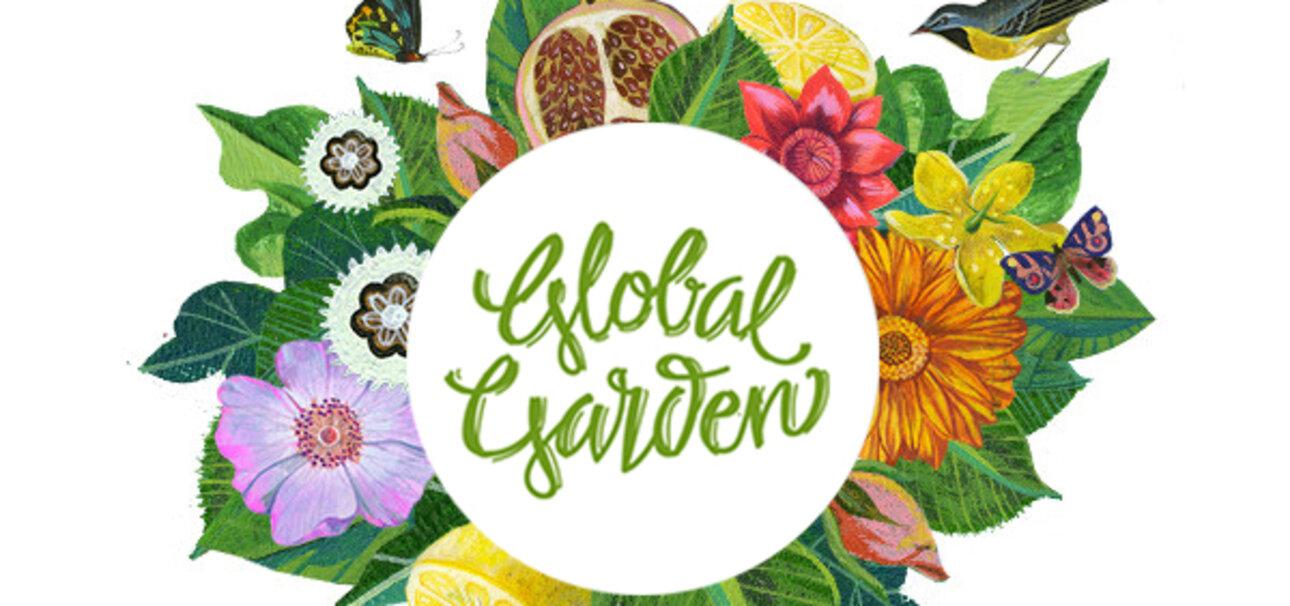 Weleda verlost eine Weltreise in die schönsten Weleda-Gärten. Quelle: obs/Weleda AG
