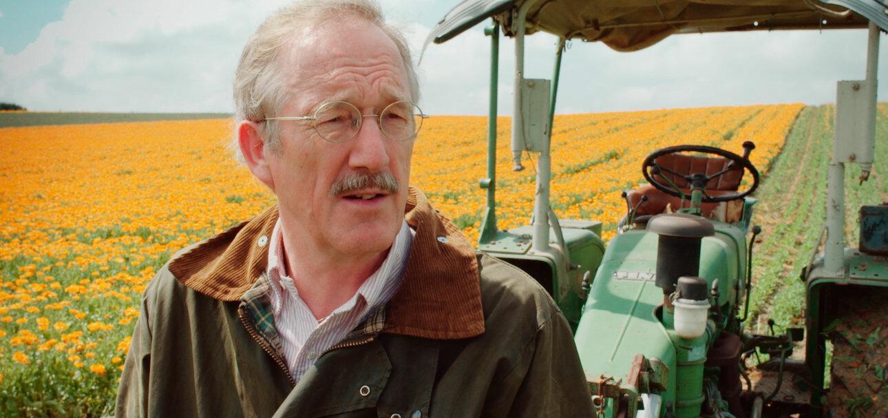 Landraub, Agrarwissenschaftler und Biobauer Dr. Felix Prinz zu Löwenstein in Deutschland, Bio123