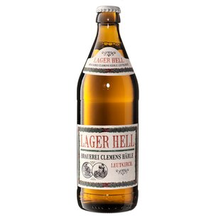 Bio Lager Hell 0,5 L