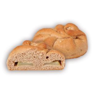 Apfel - Zimt - Brötchen, Bio-Brotladen
