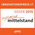 Initiative Mittelstand - Apps Sieger 2015